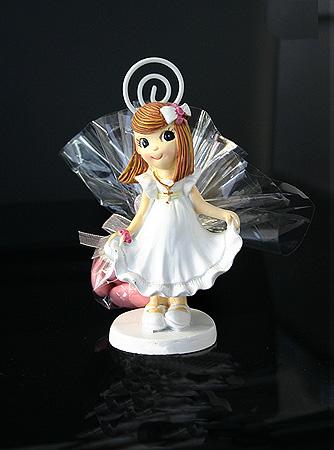 Dragées Figurine Communiante fille Pas Cher
