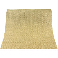 Le Chemin de Table en Jute Naturelle Beige