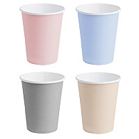 Lot de 10 Gobelets Carton
